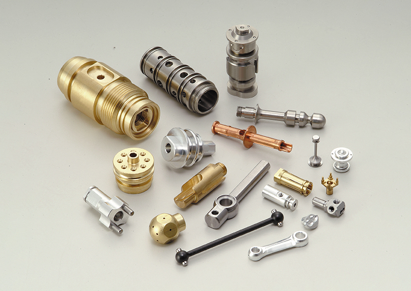 cnc machining car parts